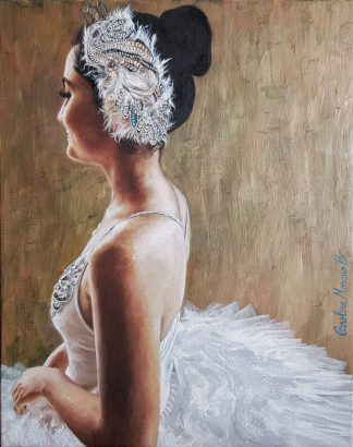 Bailarina de los Cisnes