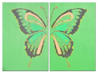 Madame Butterfly Díptico