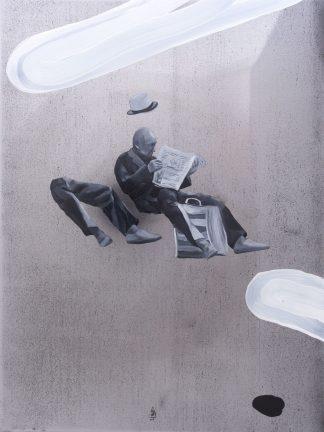 Lectura hombre talca