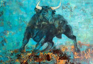 Toro Azul II