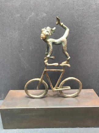 Pirueta en Bicicleta