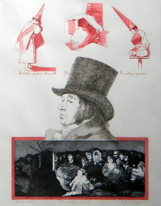 """Entuertos """"Homenaje a Goya"""""""