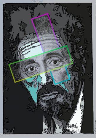 Al Pacino sorografía
