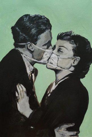 Besos en cuarentena