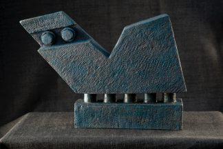 Artefacto azul